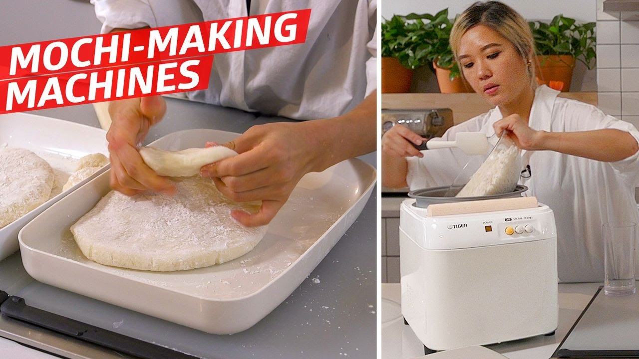 What is the Best Way to Make Mochi at Home? — The Kitchen Gadget Test Show thumbnail