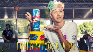 Ninja Takes Over Lollapalooza!   Vlog