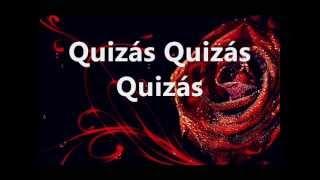♥ Quizás Quizás Quizás ♥ Performed By Angelo Di Guardo & Sandy Troina (Lyrics Video)