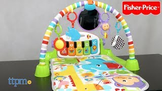Deluxe Kick & Play Piano Gym from Fisher-Price