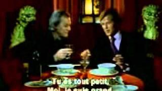 Amicalement Vôtre - Curtis et Moore parlent français