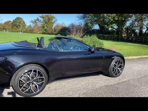Aston Martin DB11 V8 Volante Video