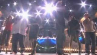 American Idol Season 2 - Top 6 Group Medley - Diane Warren Week - Shine
