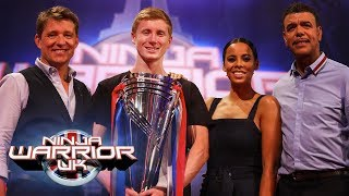 Tim Champion's Journey to Success | Ninja Warrior UK