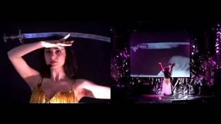 "ILIGILI's ""Feminism 2001 - Trans Atlantic Belly Trance"". 1999"