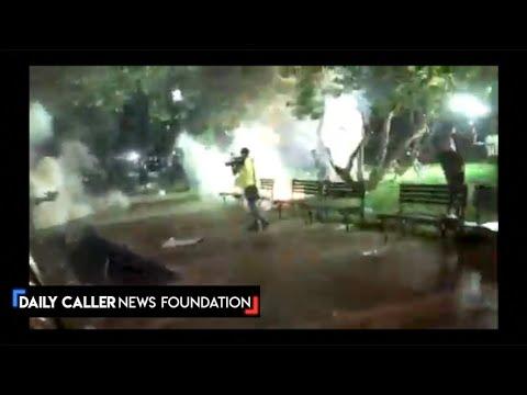 تظاهرات واسعة أمام البيت الأبيض - فيديو