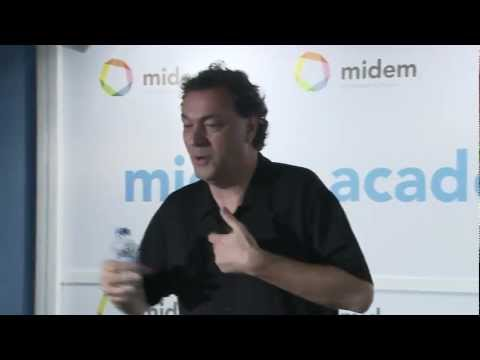 Making a living with music in a digital world – Futurist Keynote speaker Gerd Leonhard (MIDEM 2012))