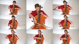 Myth - Beach House (Cello Cover) -  Helen Newby