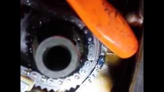 2.4 Ecotec Timing Chain Marks