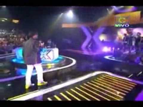 Loco - En vivo en el Factor X 2009
