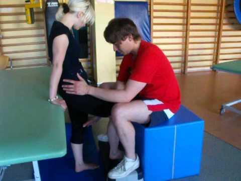 Ćwiczenia z krzesłem dla mięśni