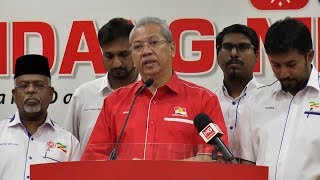 Annuar: No reason to kick out Umno from BN for working with PAS | Kholo.pk
