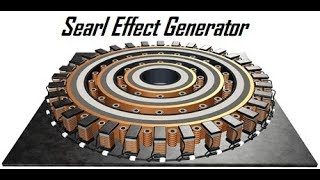 Utilizing Unlimited Sources of Energy, Quantum Kinetic Energy - The Searl Effect