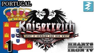 Hearts of Iron IV: KAISERREICH MOD! - Canada - Part 1