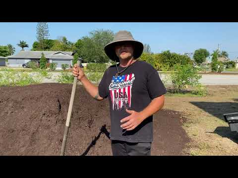 How to improve your native soil for gardening – grow your own – florida permaculture – urban garden