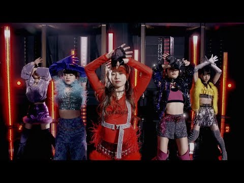 『HEY HEY 〜Light Me Up〜』 PV ( フェアリーズ Fairies #フェアラー #fefefairies )