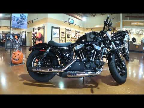 2018 Harley-Davidson Sportster XL1200 Forty Eight