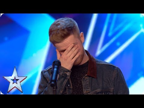 Mark's emotional tribute to brother leaves audience in tears | Auditions | BGT 2019 (видео)