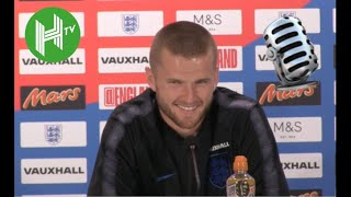 Eric Dier: Kieran Trippier is the best wing-back in the world on current form - England v Croatia
