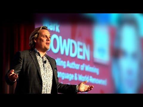 Top Communication Keynote Speaker — Mark Bowden - YouTube