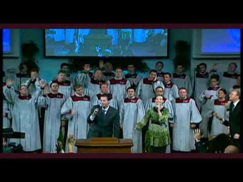 Somebody Prayed for Me (sang by Cory & Jina McCool)