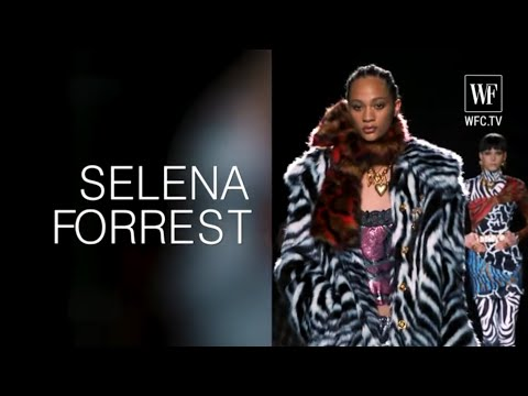 Selena Forrest - top model from the USA