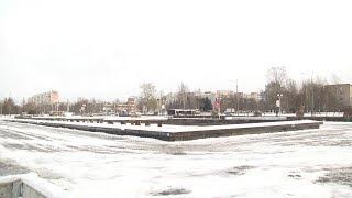 Проект реконструкции площади у Дворца металлургов