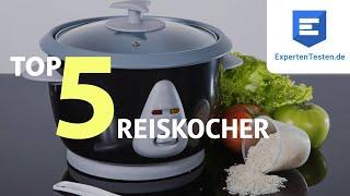 Reiskocher Test 2021 - Die besten Reiskocher im Vergleich