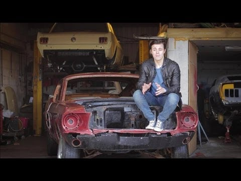 Download Introduction: 1967 Ford Mustang Fastback Restoration HD Mp4 3GP Video and MP3