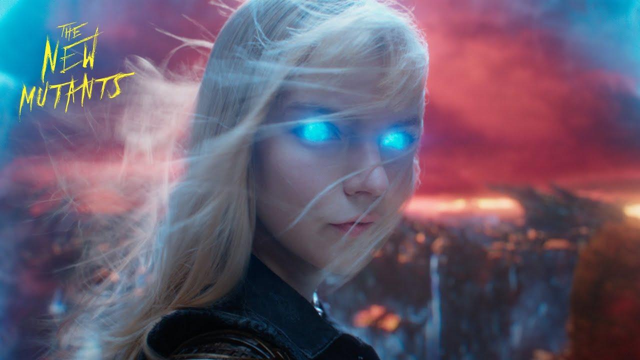 Trailer för The New Mutants