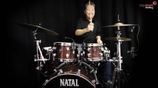 Basic Schlagzeug-Tutorial mit Daniel Jakobi, Funk Groove