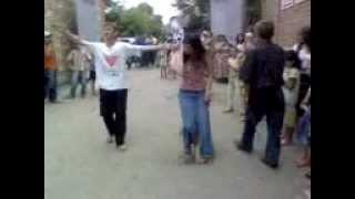 Чеченский  танец.3gp