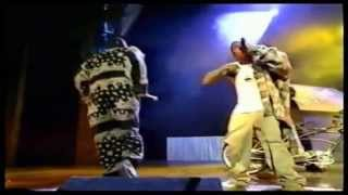 Snoop Dogg & Xzibit & Nate Dogg - Bitch Please Live At 1999  HD