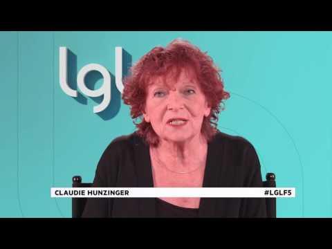 Vidéo de Claudie Hunzinger