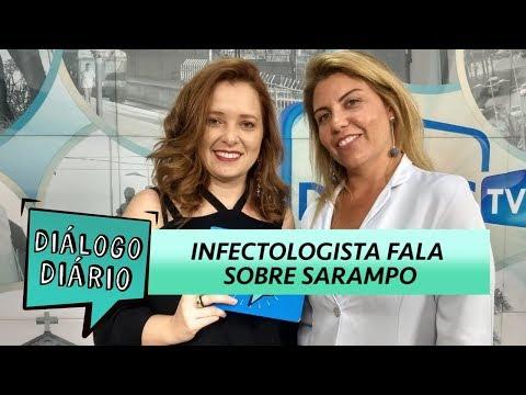Diálogo Diário tira suas dúvidas sobre sarampo