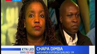 Droo ya kombe la Chapa Dimba iliandaliwa jijini Nairobi
