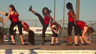 Glad you came dance BCHS Rhythmettes