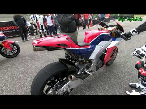 La Honda RC213V-S