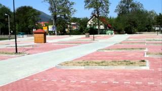 preview picture of video 'Rewitalizacja Placu Targowego w Mszanie Dolnej'