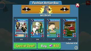 (Animation Throwdown) Fashion Action Box Review