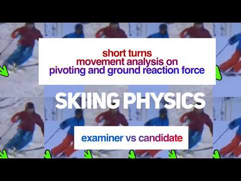 Short turns movement analysis- pivoting and ground reaction force