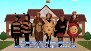 Písničky pro děti - Počítací