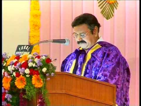 The Tamil Nadu Dr. M.G.R. Medical University video cover1