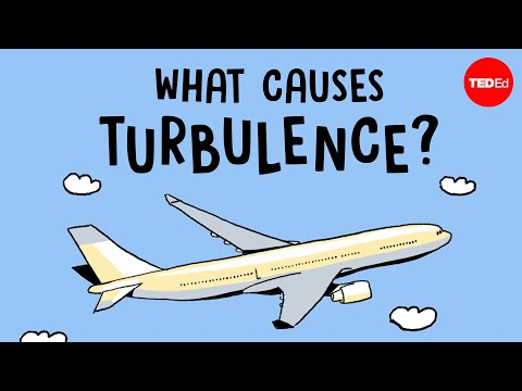 What Causes Turbulence During Flight?