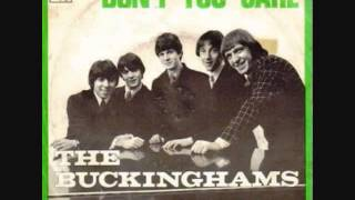 """Video thumbnail of """"The Buckinghams   DON'T YOU CARE"""""""