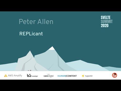 Image thumbnail for talk REPLicant