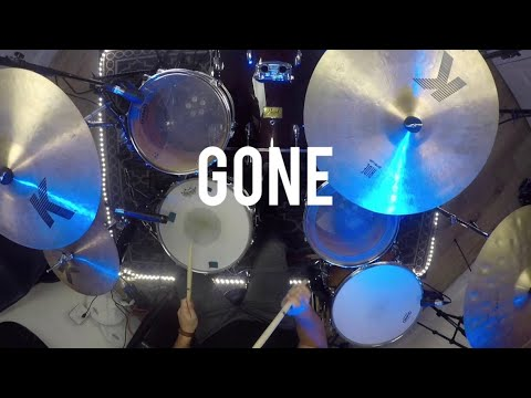 Gone | Live | At Midnight | Elevation Worship (Drum Cover)