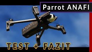 Parrot Anafi Drohne im Praxistest + Fazit [deutsch] - Video #2