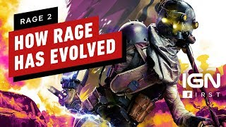 Rage 2: How Rage Has Evolved - IGN First