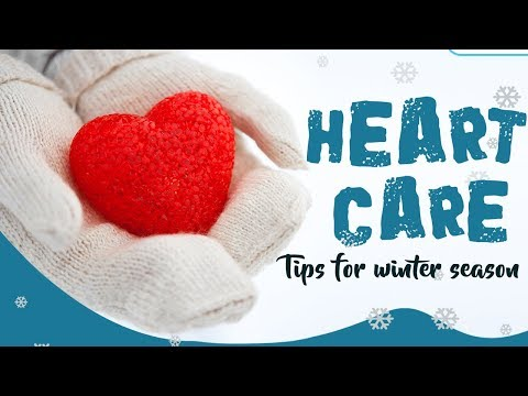 Heart Care tips for winter season | Heart Health Tips | Healthfolks.com
